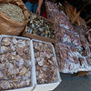 Dried squid, dangit, dilis and other dried fishes