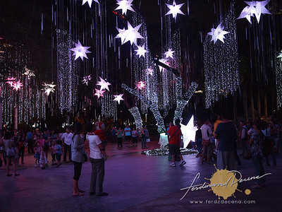 Symphony of Lights Ayala
