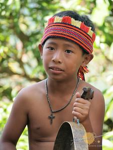 Young Ifugaos in Bangaan