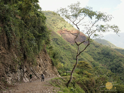 Trail to Batag