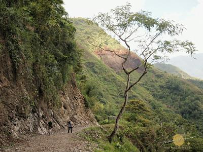 Trail to Batag