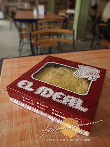 El Ideal Guapple Pie