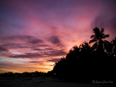 Bantayan Sunset at 10 Apr, 2013