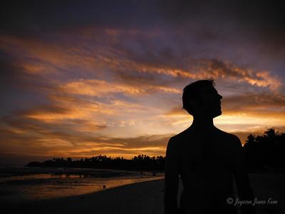 Bantayan Sunset at 11 Apr, 2013