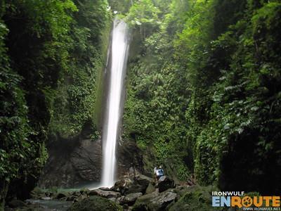Casaroro Waterfalls