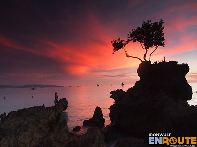 Boracay Beach Twilight