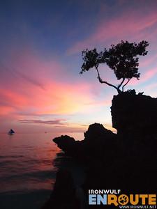 Boracay Beach Twilight