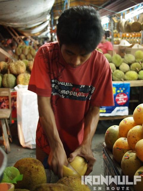 Suha fruit for the night