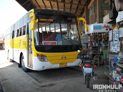 Langihan Bus Station