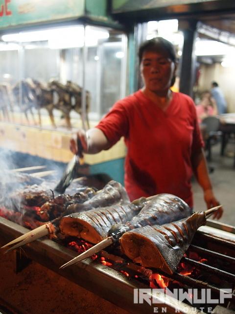 Tuna Panga Goodness at Luz Kinilaw