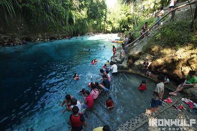 Hinatuan, Enchanted River