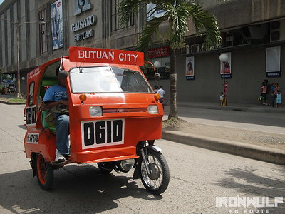Butuan Tricycles