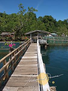 Taguinas Lagoon