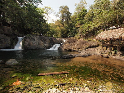 Macatel Falls