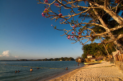 Reyman's Beach Resort, Guimaras Island, Philippines