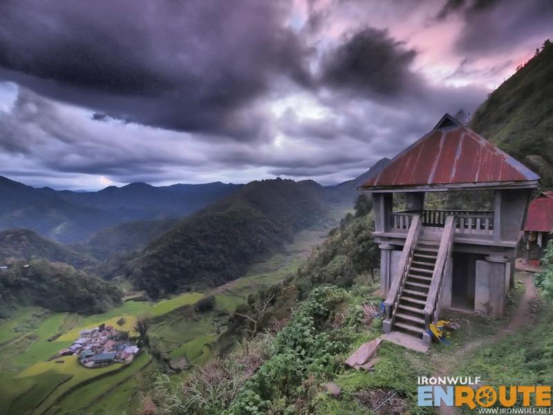 Bangaan Rice Terraces View Deck