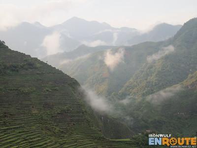 Misty Batad Rice Terraces
