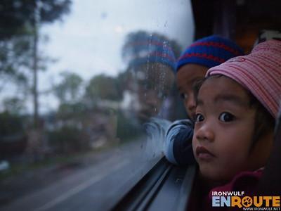 Ifugao Bus Girl