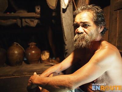 Mang Ramon, owner of Rita's Inn