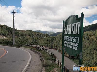 Catubo Highest Point