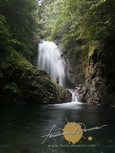 Adams, Ilocos Norte Anuplig falls