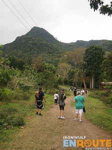 Jump-off to Mt Malarayat