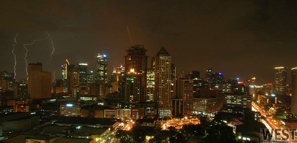 Makati City Lightning
