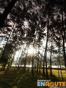 Nagsasa Cove Backwoods