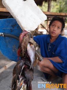 Nagsasa Kid Fish Catch