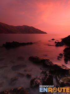 Nagsasa Rocky Coast