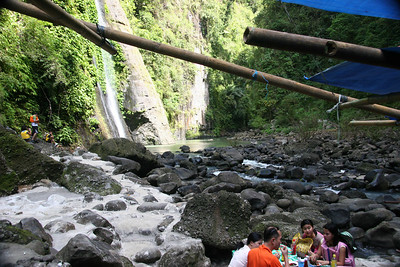 Pagsanjan Waterfalls - Feb 2007