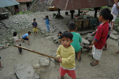 But not for long, as the Ifugao warriors find new challengers to provoke...