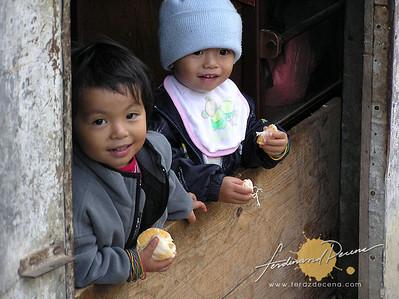 Sagada Kids