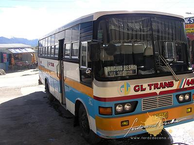 GL Trans to Sagada