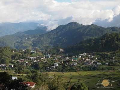 Sagada Overlooking