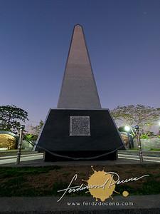 San Jose, Mindoro 2 Landing Marker
