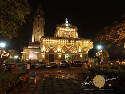 Manila Cathedral Simbang Gabi