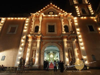 San Agustin Church Simbang Gabi