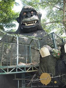 Tagaytay, Cavite Residence Inn, Zoo