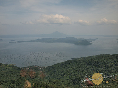 Tagaytay, Cavite - Taal Lake