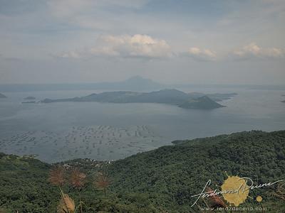 Tagaytay, Cavite - Taal Lake