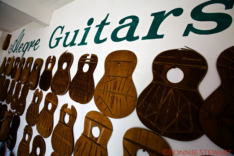 Alegre Guitars, Cebu Island