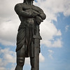 Another national hero: Chieftain Lapu Lapu killed Magellan in 1521 and repulsed his men stopping the first attempt of a European invasion.