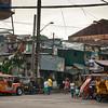 The next morning in Manila.