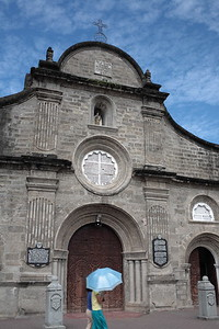 Church of Barasoain, where the Philippine constitution was drafted. Malolos, Philippines.