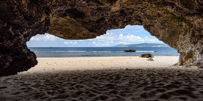 Marong Beach Cave