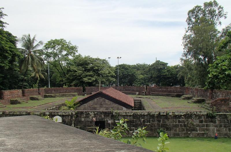 Fort Santiago, Manilla