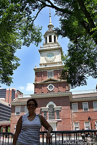 Me & Independence Hall