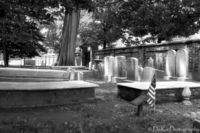 Very old cemetary