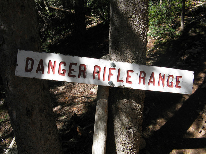 Don't take any short cuts through these woods.